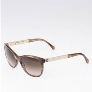 Chanel Wayfarer Sunglasses